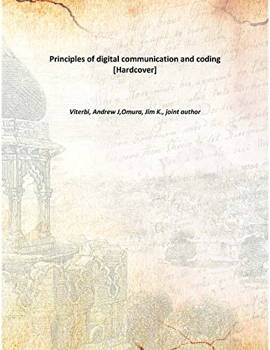9789333369381: Principles of digital communication and coding [Hardcover]