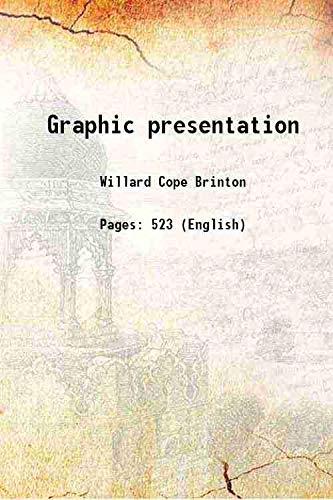 9789333370790: Graphic Presentation [Hardcover]