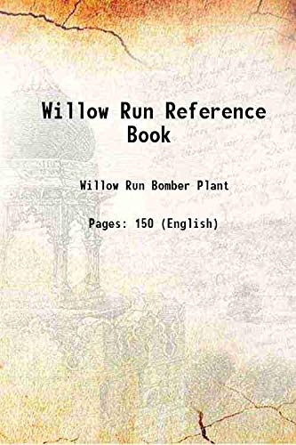 9789333381895: Willow Run Reference Book 1945 [Hardcover]