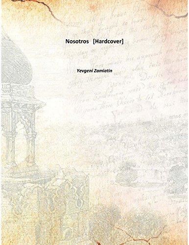 9789333394628: Nosotros [Hardcover]