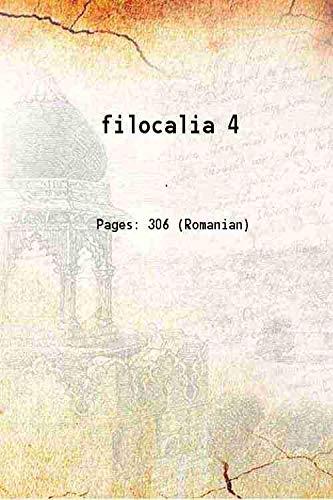 filocalia 4: Anonymous