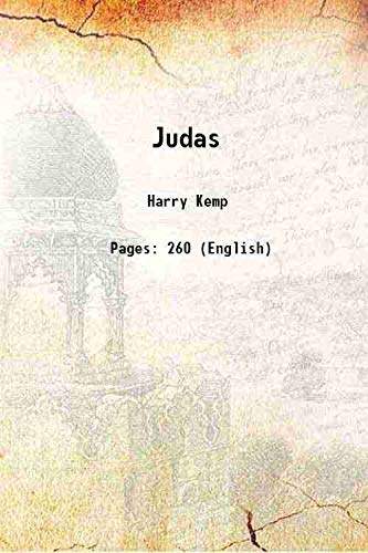 Judas 1913: Harry Kemp