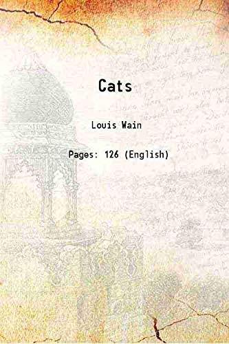 Cats 1928: Louis Wain