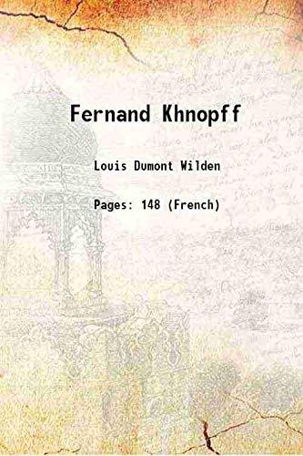 Fernand Khnopff 1907
