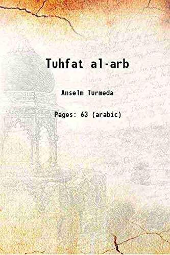 9789333496261: Tuhfat al-arb 1873