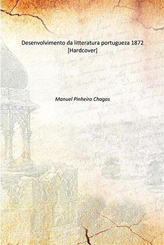 9789333609845: Desenvolvimento da litteratura portugueza 1872 [Hardcover]