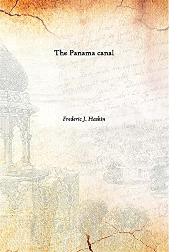 9789333613439: The Panama canal [Hardcover]