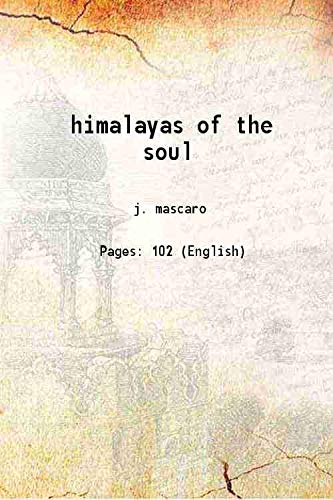 9789333680493: himalayas of the soul [Hardcover]