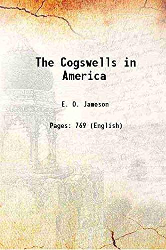 9789333681346: The Cogswells In America [Hardcover]