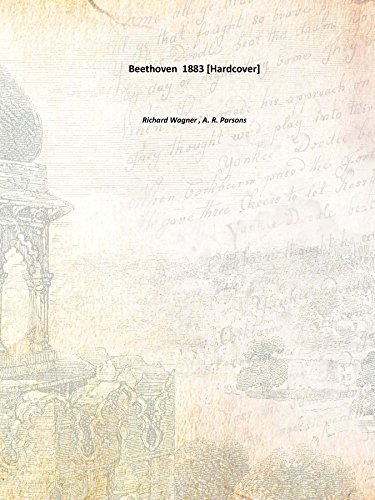 9789333695305: Beethoven 1883 [Hardcover]