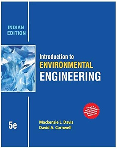 9789339204037: DAVIS CORNWELL 5e Introduction to Environmental Engineering