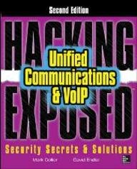 9789339204211: Hacking Exposed - Unified Communications & VoIP: Security Secrets & Solutions