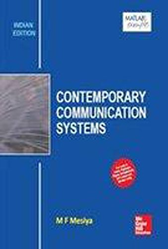 9789339204426: Contemporary Communication Systems