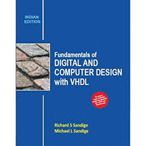9789339204433: Fundamentals of Digital and Computer Design with VHDL