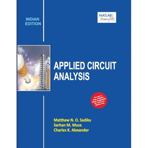 9789339204440: Applied Circuit Analysis