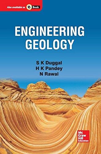 Engineering Geology: H.K. Pande,N Rawal,S.K.