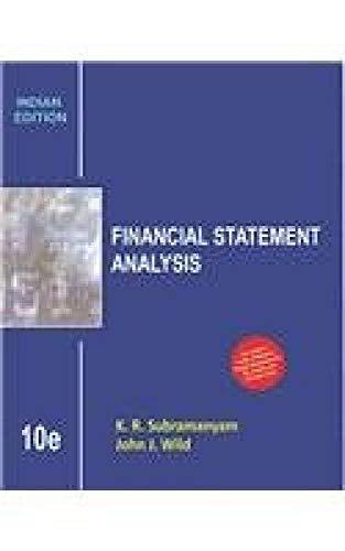 9789339204723: Financial Statement Analysis