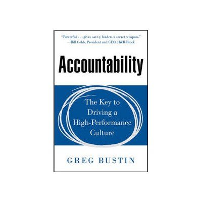 9789339205072: ACCOUNTABILITY: THE KEY TO DRIVING A HIGH-PERFORMANCE CULTURE