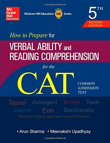 9789339205133: How To Prepare For Verbal Ability And Reading Comprehension For Cat
