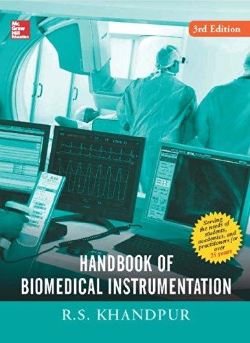 Handbook of Biomedical Instrumentation: Khandpur, R. S.