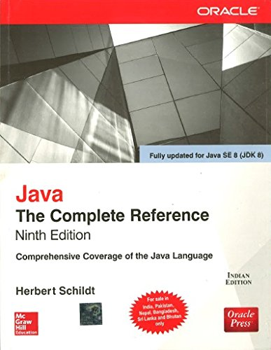 9789339212094: Java: The Complete Reference
