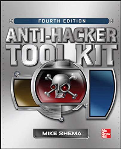9789339212155: FAST SHIP - MIKE SHEMA 4e Anti-Hacker Tool Kit AW4