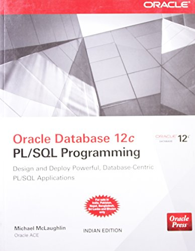 9789339213046: Oracle Database 12c PL/SQL Programming