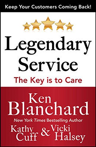 9789339213701: Legendary Service : The Key is to Care (English) 1st Edition
