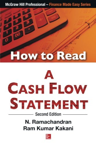How to Read A Cash Flow Statement,: Dr. N Ramachandran;
