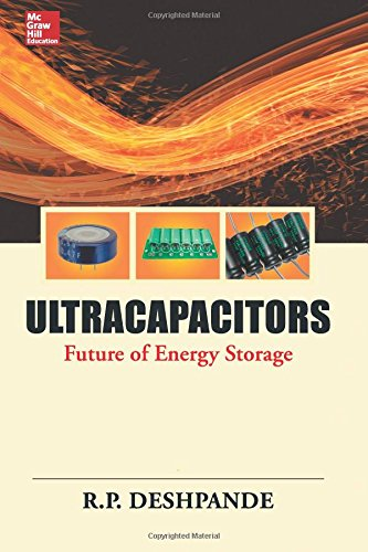 9789339214050: Ultracapacitors: Future of Energy Storage