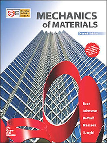 9789339217624: Mechanics Of Materials, 7 Ed