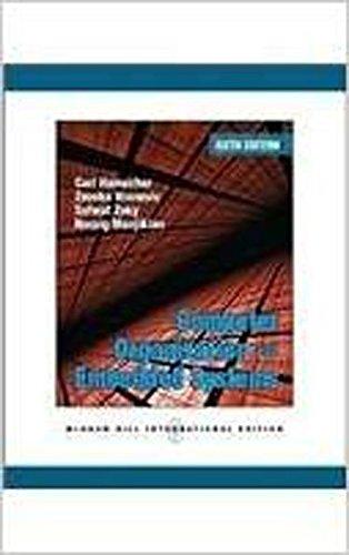 Computer Organization and Embedded Systems (Sixth Edition): Carl Hamacher,Naraig Manjikian,Safwat ...
