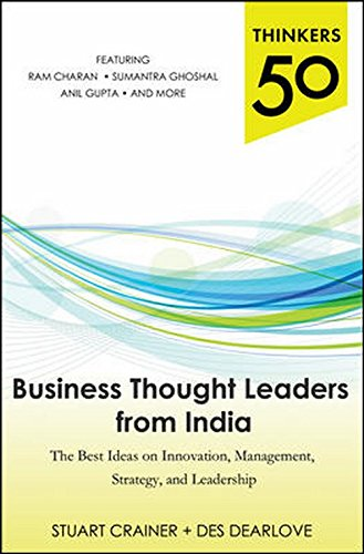 9789339218348: Thinkers 50 - Business Thought Leaders From India: The Best Ideas On Innovation, Management, Strategy, And Leadership