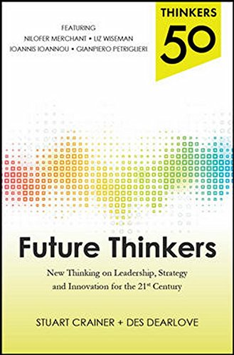 9789339218355: THINKERS 50 FUTURE THINKERS