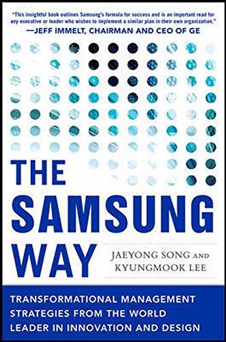 9789339218515: THE SAMSUNG WAY