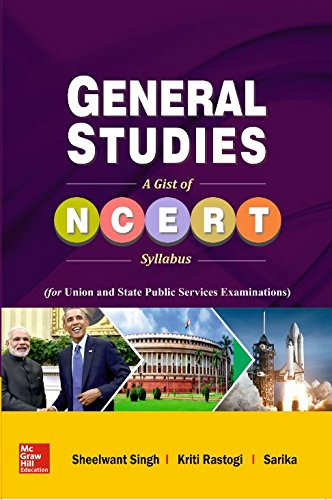 9789339219444: General Studies Based on NCERT Syllabus