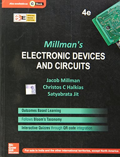 9789339219543: Millman's Electronic Devices And Circuits (Sie)