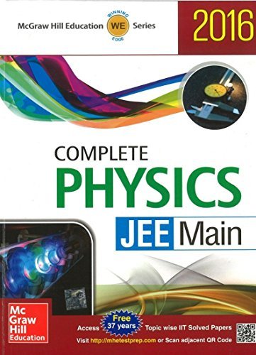 Complete Physics JEE Main 2016: MHE
