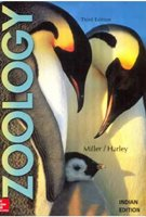 Zoology 3Rd Edition: Miller / Harley