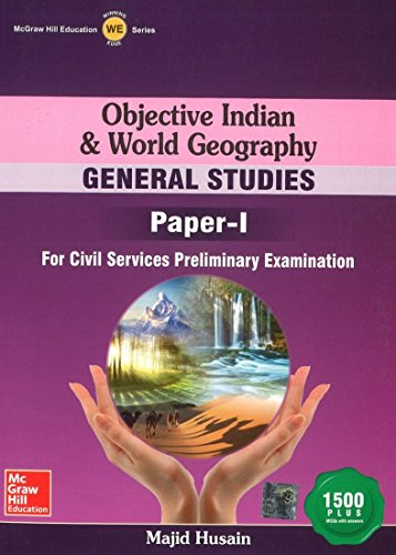 9789339220617: Objective Indian and World Geography