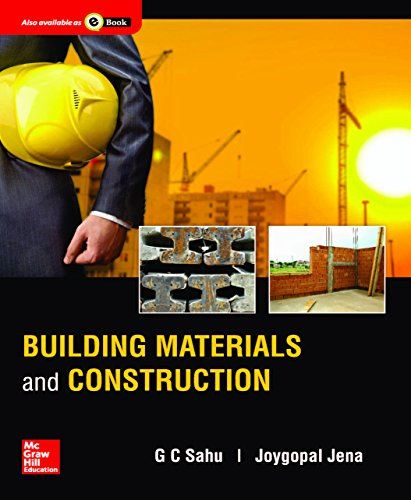 9789339220624: Building Materials And Construction