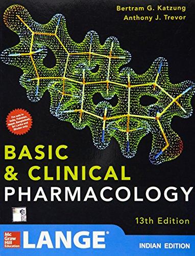 9789339220778: Basic & Clinical Pharmacology 13th Edition