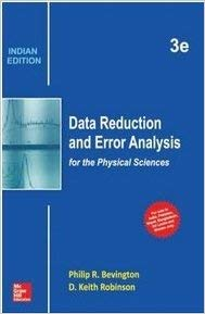 9789339221201: Data Reduction And Error Analysis For The Physical Sciences, 3Ed