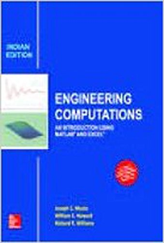 9789339221218: Engineering Computations: An Introduction Using Matlab And Excel, 1Ed