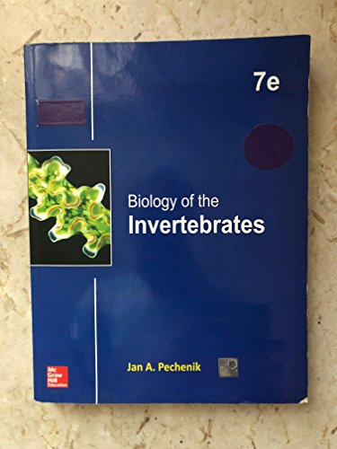 Biology Of The Invertebrates Pechenik Pdf Download