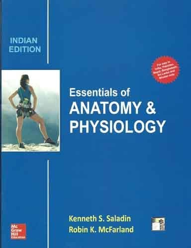 9789339221751: Essentials Of Anatomy And Physiology, 1Ed
