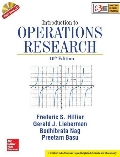 9789339221850: Introduction To Operations Research