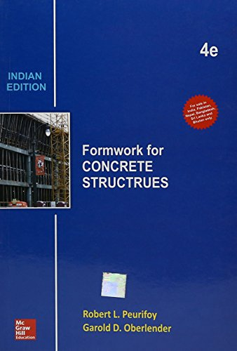 9789339221928: Formwork Of Concrete Structures