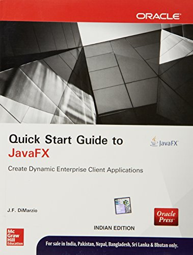 9789339222147: Quick Start Guide To Javafx