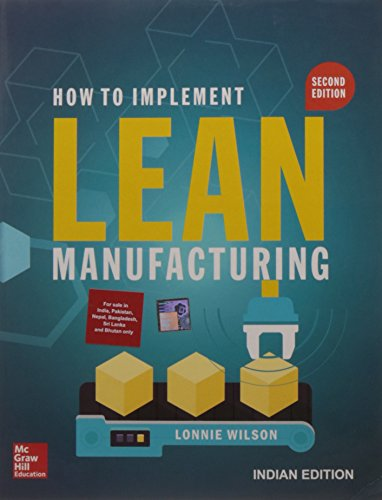 9789339222154: How To Implement Lean Manufacturing 2Nd Edition